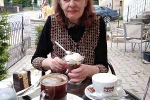 Naše Alenka slavila 54 narozeniny v její oblíbené cukrárně ♥️👍💯